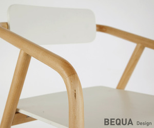 R2 chair by Bequa