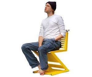 Radiator Chair by Jeroen Wesselink