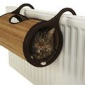 Radiator Pet Bed by Jolly Moggy