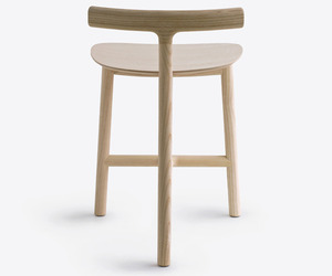 Radice Stool by Industrial Facility