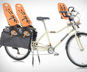 Radish Family Bike   by Xtracycle