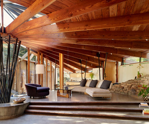Radius House Renovation by Vivian Dwyer and Kevin Smith