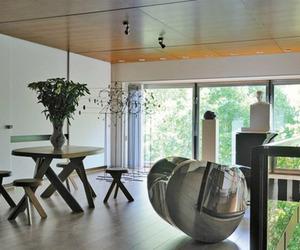 Raf Simons' Home in Belgium
