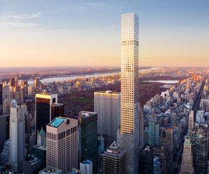 Rafael Vinoly: 432 Park Avenue, New York