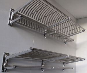 Railway Luggage Rack