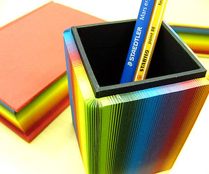 Rainbow Stationery by Misuzu