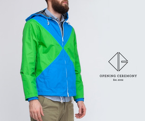 Raincoat by Opening Ceremony