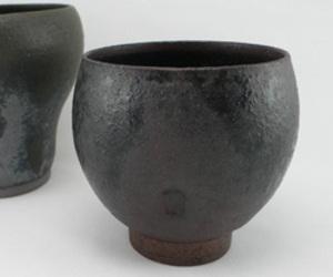 Raku Ceramics by Noriko Yamamoto