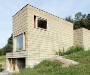 Rammed Earth: House Rauch