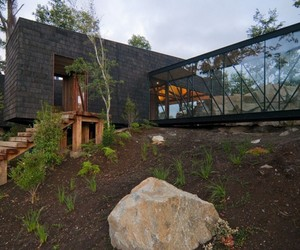 Ranco House by elton+léniz arquitectos asociados in Chile