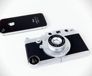 Rangefinder Case for Apple iPhone