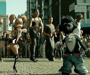 Rango designer premieres Super Doggies