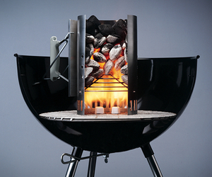 Rapidfire Chimney Starter | by Weber