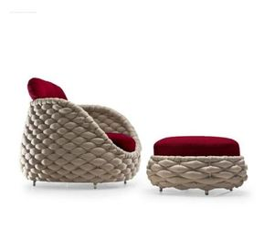 Rapunzel Lounge Chair By Keeneth Cobonpue