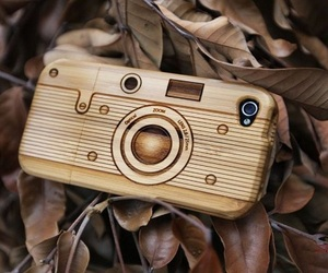Raw Wood Bamboo Case for Apple iPhone 4