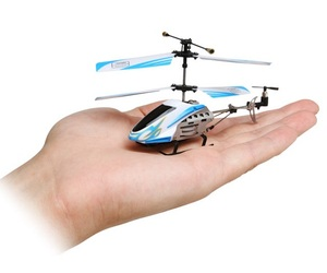 RC Gyro Helicopter With Accelerometer Control