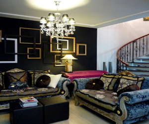 """Reader's Apartment with a """"Cozy Boutique Feel"""""""