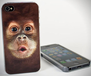 Realistic Animal Face iPhone Cases