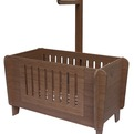 Rebel at Heart Baby Cot DARLING