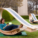 Recharge Your Gadgets with Solar-Powered Lounge Chairs