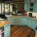 Reclaimed American Chestnut Floor from Mountain Lumber Co