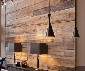 Reclaimed Feature Wall | Madera