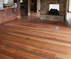 Reclaimed Fir VatBase™ Flooring