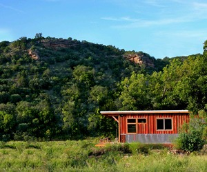 Reclaimed Space in Texas Hill Country