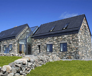 Two Derelict Cottages Renovated | Peter Legge Associates