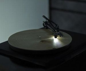 Record Player That Plays Wooden Records