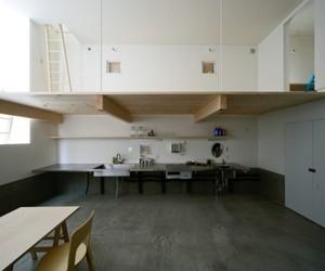 Rectangle of Light by Jun Igarashi Architects