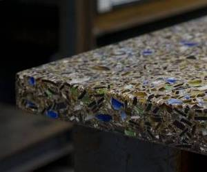 Recycled Glass Countertops | Vetrazzo