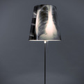 Recycled X-Ray Lamp Shade by Sture Pallarp