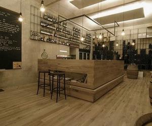 RED Pif Wine Restaurant by Aulik Fiser Architekti
