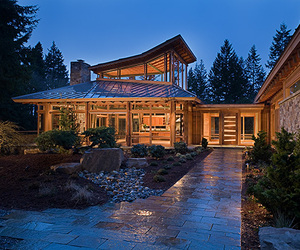 Redmond House by FINNE Architects