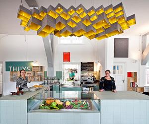 Refreshing Museum Restaurant of Het Dolhuys
