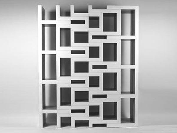 Rek Book Shelves Designed By Reinier De Jong