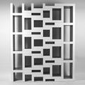 REK Book Shelves Designed by Reinier de Jong
