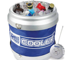 Remote Control Beverage Cooler