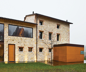 Renovated Farmhouse in Northern Italy