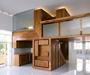 Renovation Apartement-Hogarth Architects,London