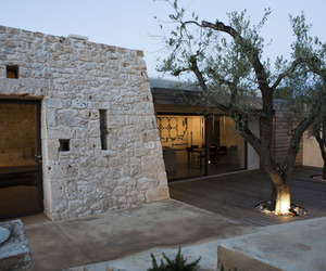 Trullo Renovation by Luca Zanaroli Architetto