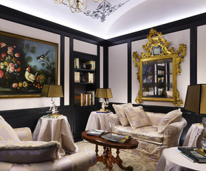 Renovation of 5 Star Hotel d'Inghilterra in Rome