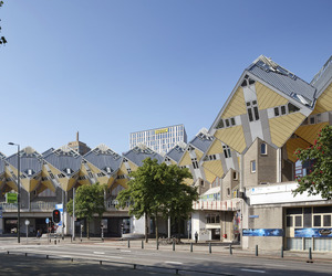 Renovation of Supercube in Rotterdam by Personal