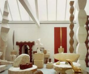 Renzo Piano's Reconstruction Of Atelier Brancusi