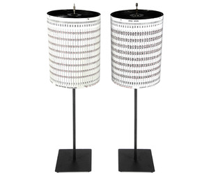 Repurposed Mid Century Detecto Postometer Scale Table Lamp
