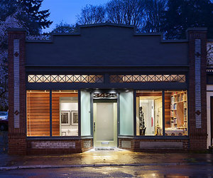 Redesign of a Storefornt by Tyler Engle Architect