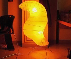 Resembles a Sea Horse Lamp by Jason Burnell