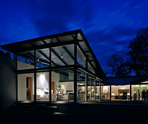 Residence for Art in Dallas, TX by Lake|Flato Architects