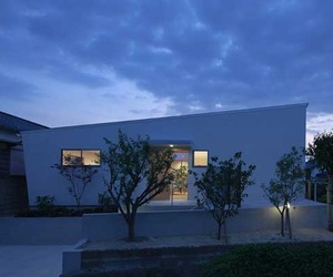 Residence in Fukuoka, Japan by Move Design